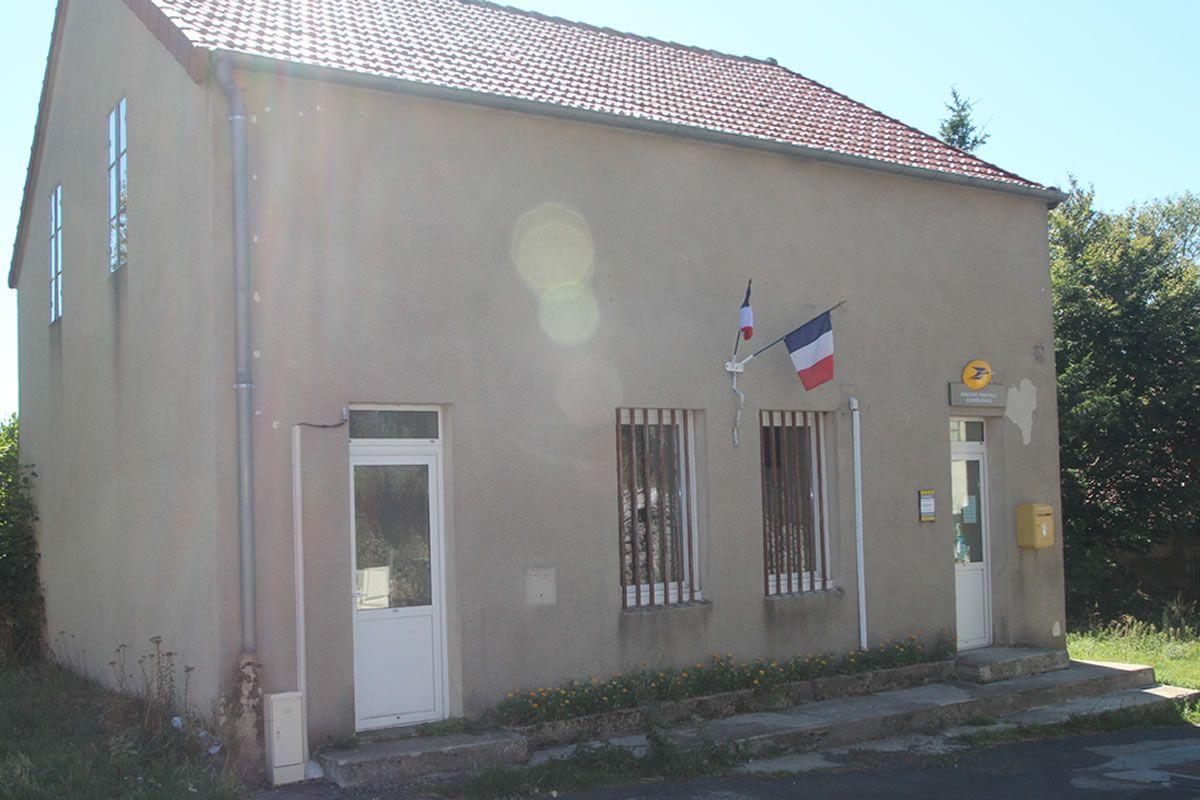 Agence postale de Mézilhac